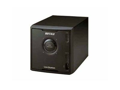 BUFFALO LS-Q1.0TL/R5 1TB LinkStation Quad Shared Network Storage 1TB