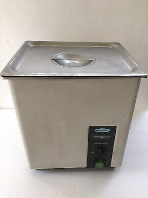 Chelsea Clock Co. L& R Quantrex S360H Ultrasonic Cleaning Tank