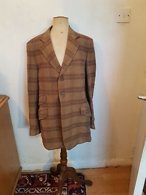 Vintage Tweed Jacket size 36 pytchley Philips and piper