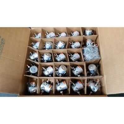 Box of 25 Emerson 70-902 White-Rodgers DC Power Contactors 12VDC 80A*