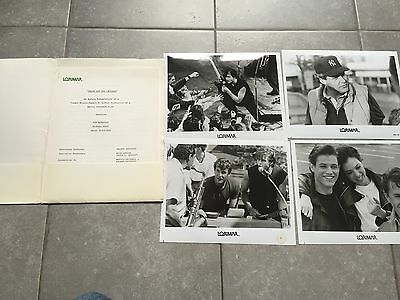 EDDIE AND THE CRUISERS Martin Davidson TOM BERENGER 4 Photos Dossier de presse *