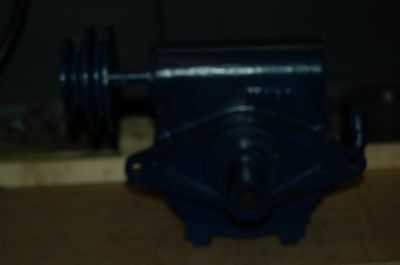 Large Reduction Gearbox