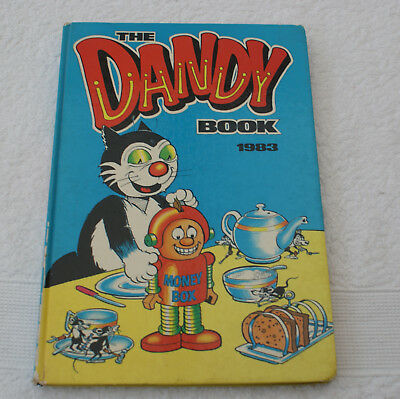 The Dandy Book. 1983. Excellent Condition