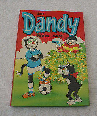 The Dandy Book. 1984. Excellent Condition