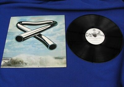 Mike Oldfield Tubular Bells, Genuine 1St Uk Press, Pre-Emi, No Suffix, Very Rare