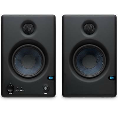 Presonus Eris E4.5 Active Studio Monitors Pair - Free UK Delivery