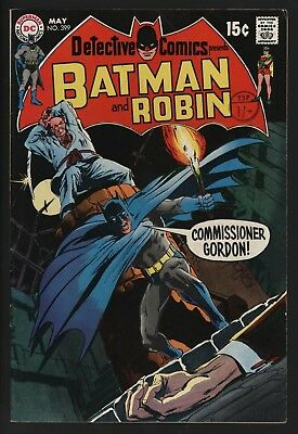 Detective Comics #399 Glossy Cover White Pages Very Tight Structure