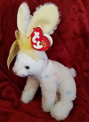 Ty Beanie Baby Babies 2001 CARROTS Easter Bunny Rabbit MWMT