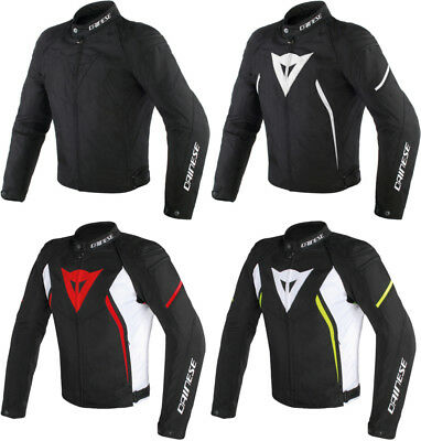 Dainese Mens Avro D2 Armored Textile Jacket
