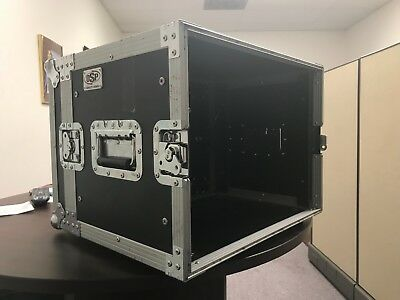 8-space, 21 inches Deep Rack Case