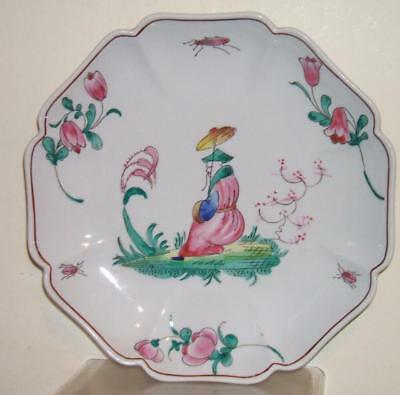 A Fine Chinese Famille Rose Enamelled Wall Hanging Plate