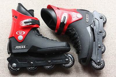 Roces FCO Rome inline skate sz 9uk.  Very very good condition