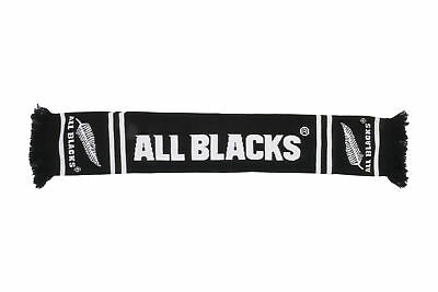 All Blacks Rugby Kids Jacquard Scarf