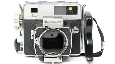 Koni-Omega Rapid Camera Body for 6x7 images on 120 Film
