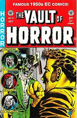 VAULT OF HORROR: OUTRAGEOUS 1950'S EC COMICS #21 1991 Awesome Reprints!
