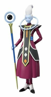 Dragon Ball Z Whis S.H.Figuarts Bandai Tamashii Nations US Seller