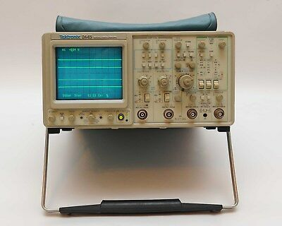 Tektronix 2445 Four Channel 150 MHz Oscilloscope, Works Great!