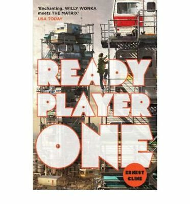 Ready Player One By Ernest Cline - Brand New Book