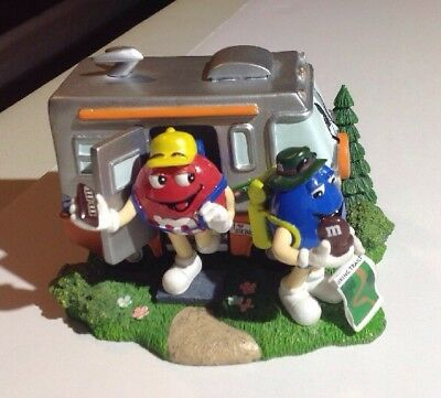 HAMILTON COLLECTION-RV SWEET or WHAT COLLECTION- Sweet Adventures M&M STATUE
