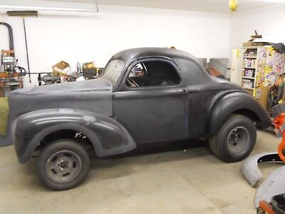 1940 Willys  1940 Willys coupe