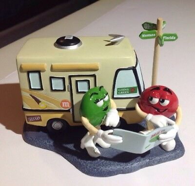 """Hamilton M&M RV Sweet Or What Collection """"Where RV"""" #49"""