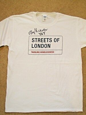 YEARS & YEARS Signed T-shirt - Streets of London charity auction