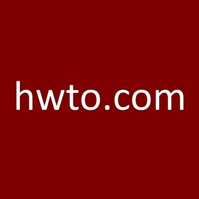 hwto.com - 'How to' premium 4 letter domain name! (LLLL.com)