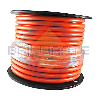 WELDING CABLE 35mm² DOUBLE INSULATED CABLE 2 GAUGE GENUINE TYCAB 155A AMP 10M