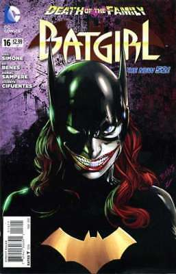 Batgirl (2011 series) #16 in Near Mint - condition. FREE bag/board