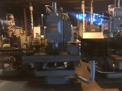 "HURCO 3 Axis CNC Vertical Mill, MB-1 CONTROL 15"" X 60"" TABLE"
