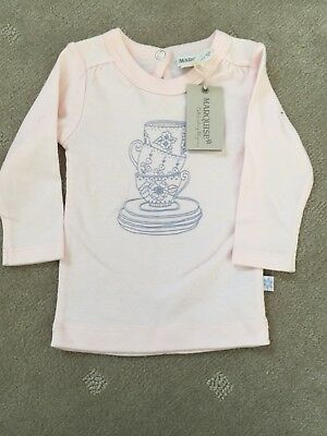 Marquise Baby Girl Top
