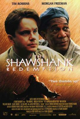 The Shawshank Redemption 11x17 Movie Poster (1994)
