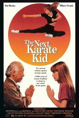 The Next Karate Kid 11x17 Movie Poster (1994)