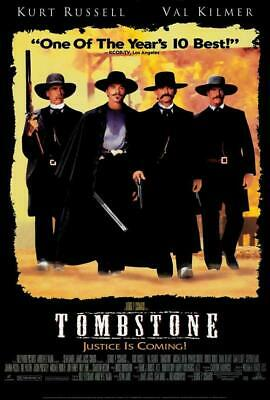 Tombstone 11x17 Movie Poster (1993)