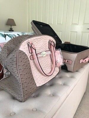 Guess Luggage Set