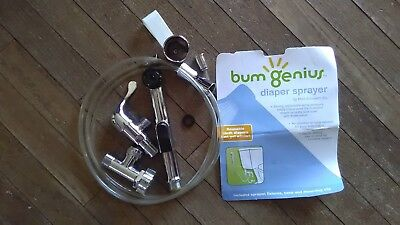 BumGenius Bum Genius cloth diaper sprayer / personal hygiene