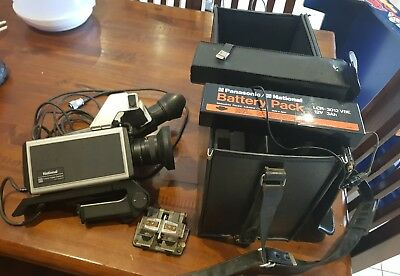 National colour video camera wv-3200-n