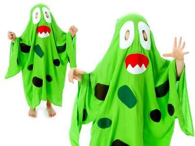 NEW Little Heroes Green Monster Throwover Dress Up Set