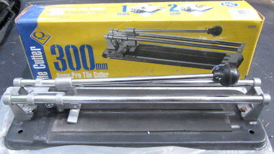 "lightly used QEP 300mm""Home Pro"" tile cutter - score  & snap"