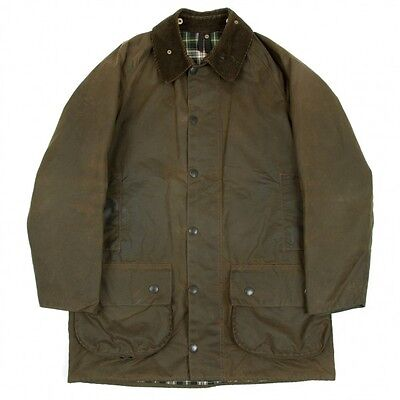 (SALE) barbour MOORLAND Oiled hunting jacket Size About  M(K-27121)