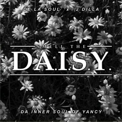 "De La Soul X J Dilla "" Smell The D.a.i.s.y. "" New Lp *** Vinyl ***"