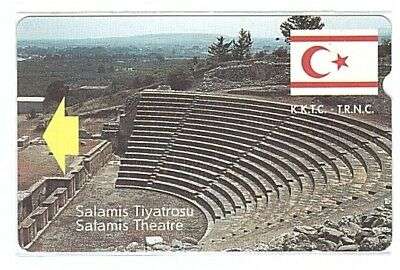 Chypre du Nord - Alcatell Phonecards - NCY-M-06 - Used/Usagée