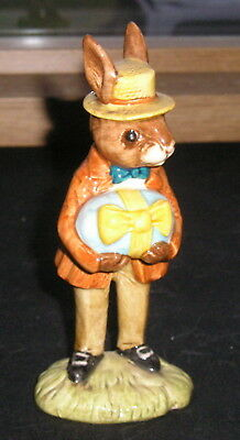 Royal Doulton Mr. Bunnykins At The Easter Parade  Marked Wrong on Bottom!