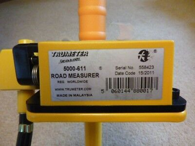 Trumeter Road Trundle Measuring Wheel
