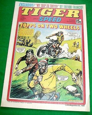 Tiger 1981 With Nottingham Forest World Club Champs Team Stunning Colour  Poster