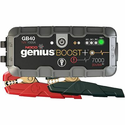 Startup Repair Device NOCO GB40 Boost Sport 1000A 12V Jump Starter Lithium-ion