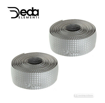 Deda Elementi PADDED FOAM Bicycle Handlebar Bartape Bar Grip Tape GUNMETAL GRAY
