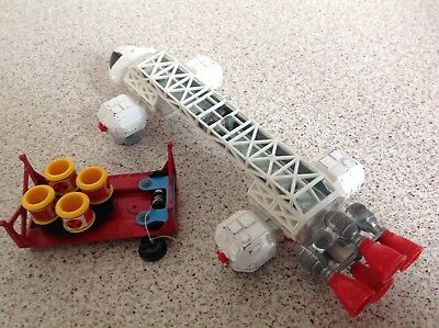 Vintage Dinky Space Eagle Freighter