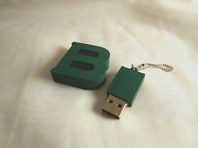 BREITLING BENTLEY USB STICK GREEN 4 GB Press Material 2015 NEU RAR
