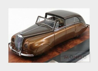 Rolls Royce Silver Wraith Hooper (Chassis #Wta62) 1956 MATRIX 1:43 MX51705-211 M